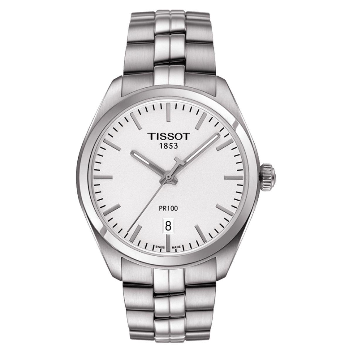 TISSOT(ティソ) PR100  クォーツ メンズ T101.410.11.031.00 腕時計