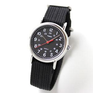 TIMEX(タイメックス)腕時計/ウィークエンダー セントラルパーク ブラック×ブラック【T2N647】