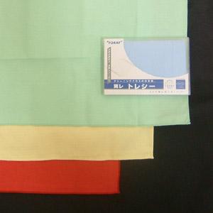 東レ トレシー 超極細繊維 メガネ拭きクロス3枚セット