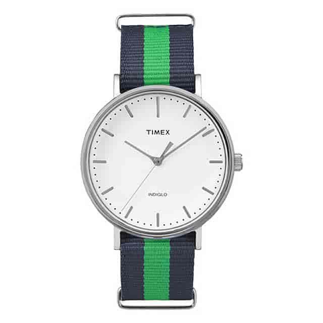 TIMEX(タイメックス)腕時計/タイメックス ウィークエンダーフェアフィールド ナイロンベルト41mm TW2P90800
