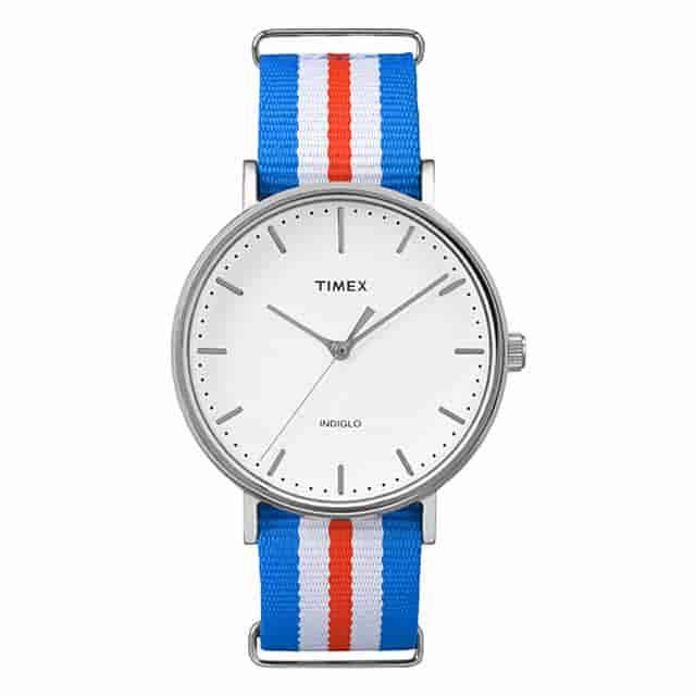 TIMEX(タイメックス)腕時計/タイメックス ウィークエンダーフェアフィールド ナイロンベルト41mm TW2P91100