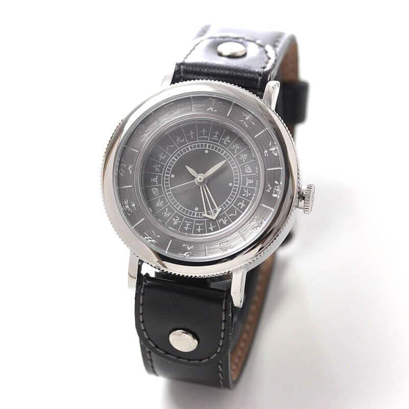江戸之刻(エドノトキ) 令和版 10127 鈍色 腕時計