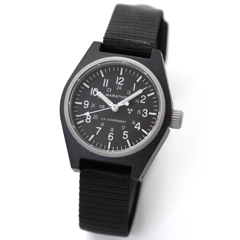 MARATHON(マラソン) ジェネラルパーパス フィールド メカニカル 1024-0000804-b 自動巻き腕時計
