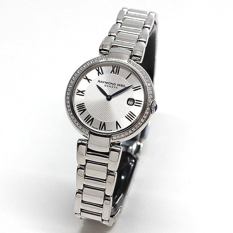 レイモンドウェイル シャイン(SHINE)1600-STS-RE659 ダイヤモンド 0.26ct 女性用 腕時計