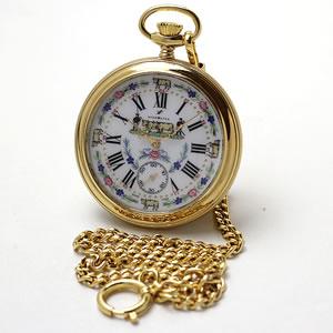 アエロ(AERO)/50618J501-1004-B/懐中時計