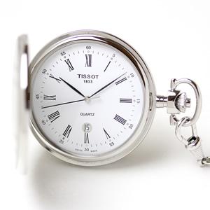 TISSOT(ティソ) クォーツ T83.6.553.13 懐中時計