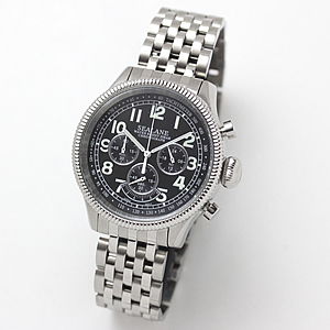 SEALANE(シーレーン) クォーツ式 SE15-BK/腕時計