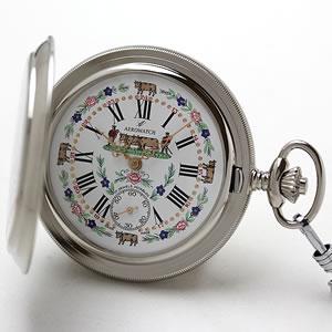 AERO(アエロ) 55626NI01 懐中時計