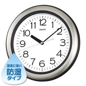 SEIKO セイコー 強化防湿・防塵クロック【KS463S】
