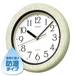 SEIKO セイコー 強化防湿・防塵クロック【KS441H】