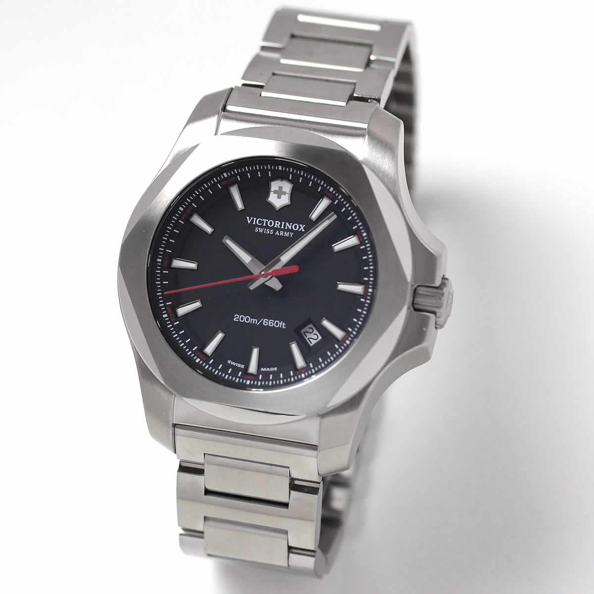 ビクトリノックススイスアーミー I.N.O.X. (イノックス) ステンレスベルト 241723.1 腕時計
