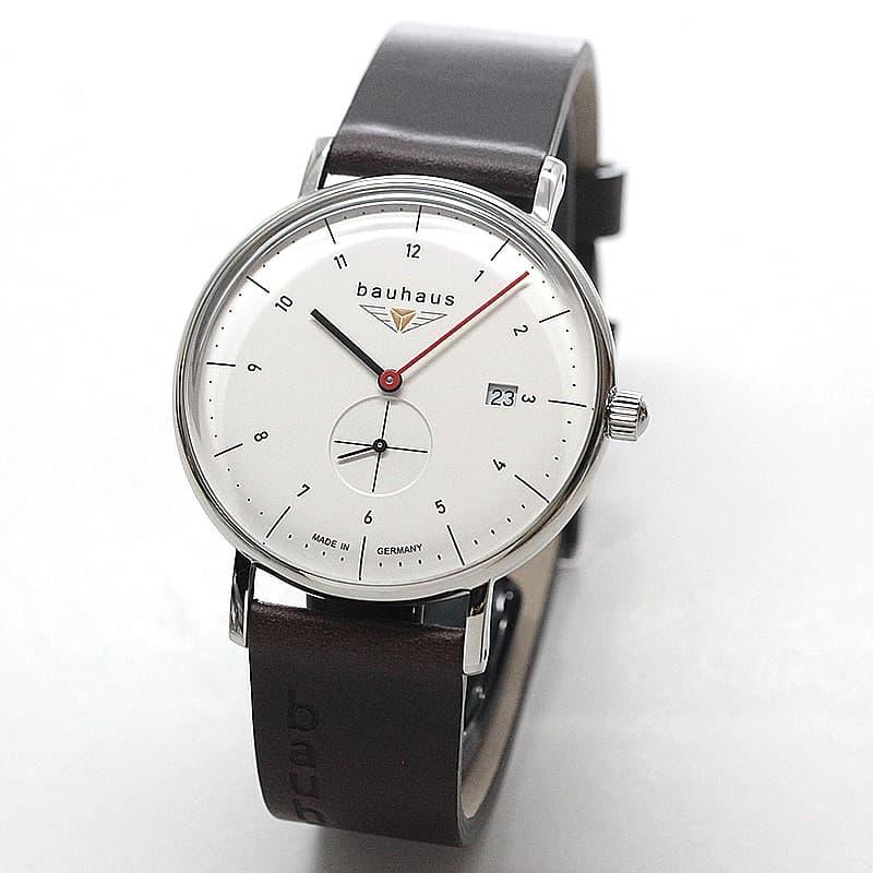 バウハウス(BAUHAUS)クォーツ 2130-1QZ 腕時計