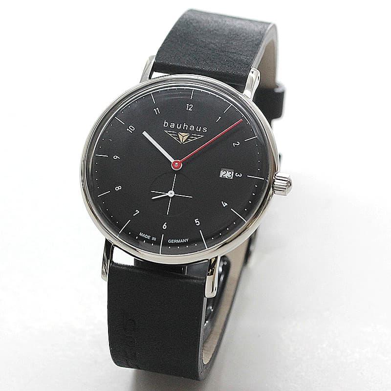バウハウス(BAUHAUS)クォーツ 2130-2QZ 腕時計