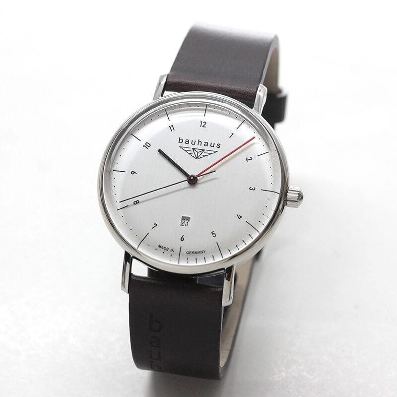 バウハウス(BAUHAUS)クォーツ 2140-1QZ 腕時計