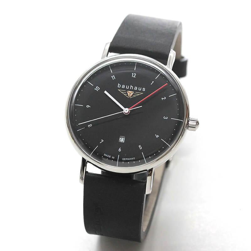 バウハウス(BAUHAUS)クォーツ 2140-2QZ 腕時計