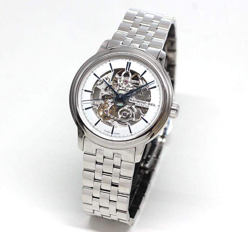 レイモンドウェイル マエストロ(MAESTRO)2215-ST-65001 腕時計