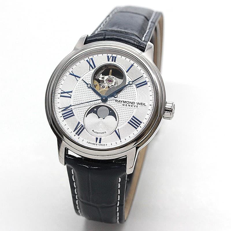 レイモンドウェイル マエストロ(MAESTRO)日本限定モデル ホワイト 2240-STC-J0655 腕時計