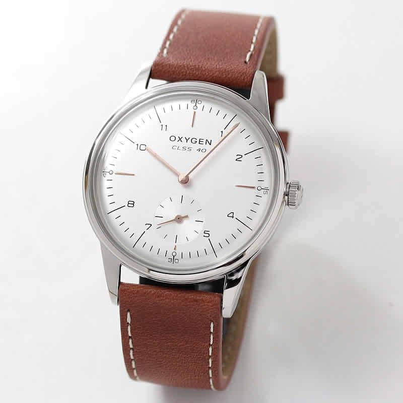 オキシゲン(OXYGEN) シティレジェンド 40 L-C-MAT-40 メンズ 腕時計