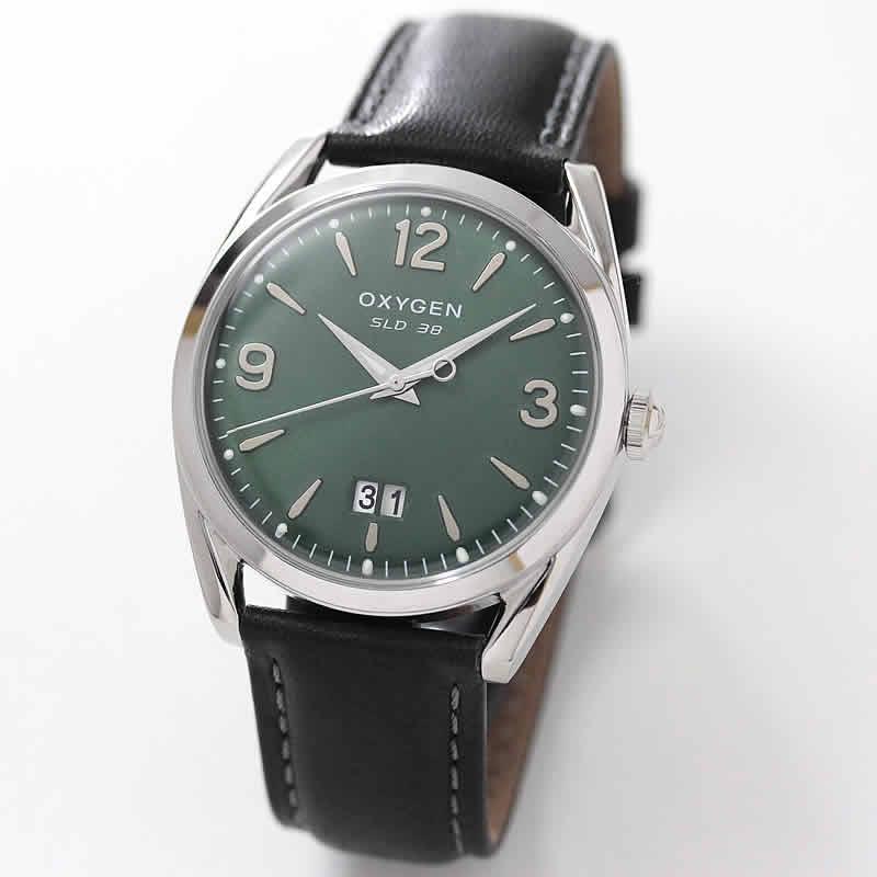 オキシゲン(OXYGEN) スポーツレジェンド38 L-S-CAR-38 メンズ 腕時計