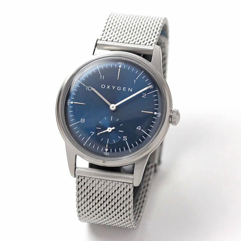 オキシゲン(OXYGEN) シティレジェンド 40 カール 224351 クオーツ 腕時計