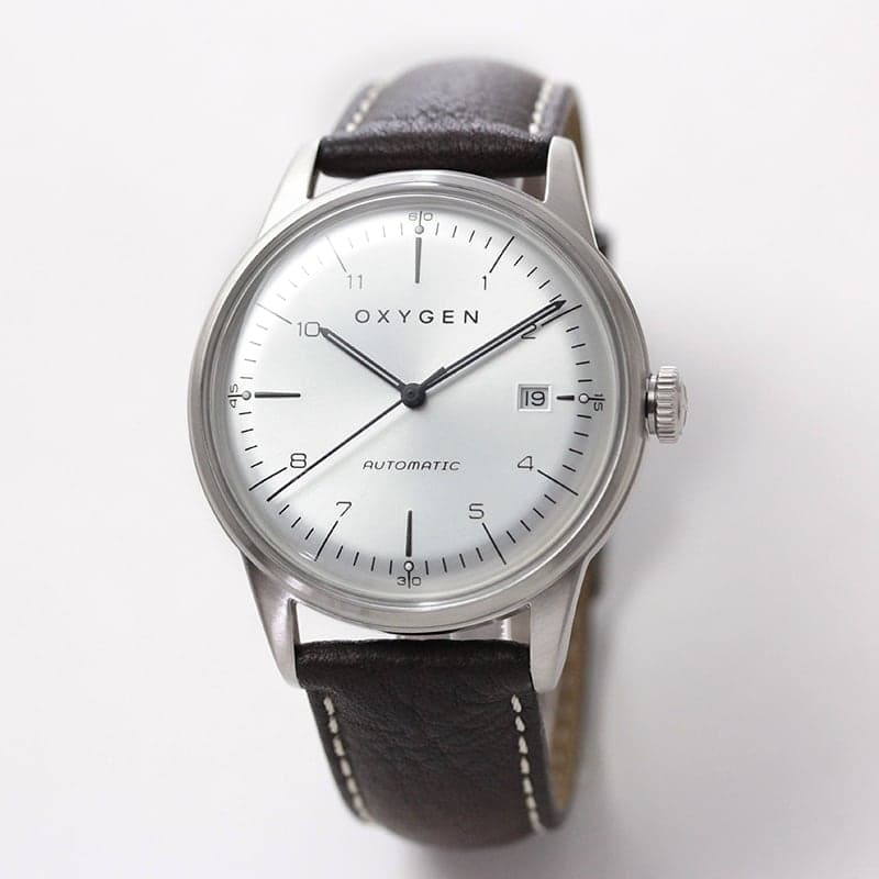 オキシゲン(OXYGEN) シティレジェンド 40 L-CA-WAL-40 自動巻き 腕時計