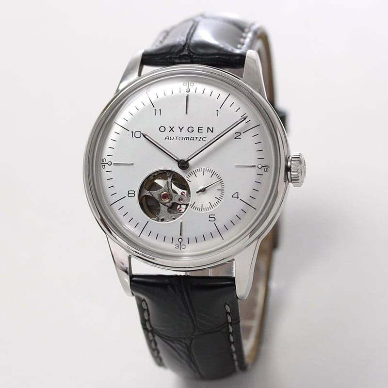 オキシゲン(OXYGEN) シティレジェンド 40 オートマチック L-COA-JOS-40 メンズ 自動巻き 腕時計