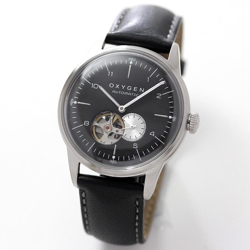 オキシゲン(OXYGEN) シティレジェンド 40 オートマチック L-COA-FEL-40 メンズ 自動巻き 腕時計