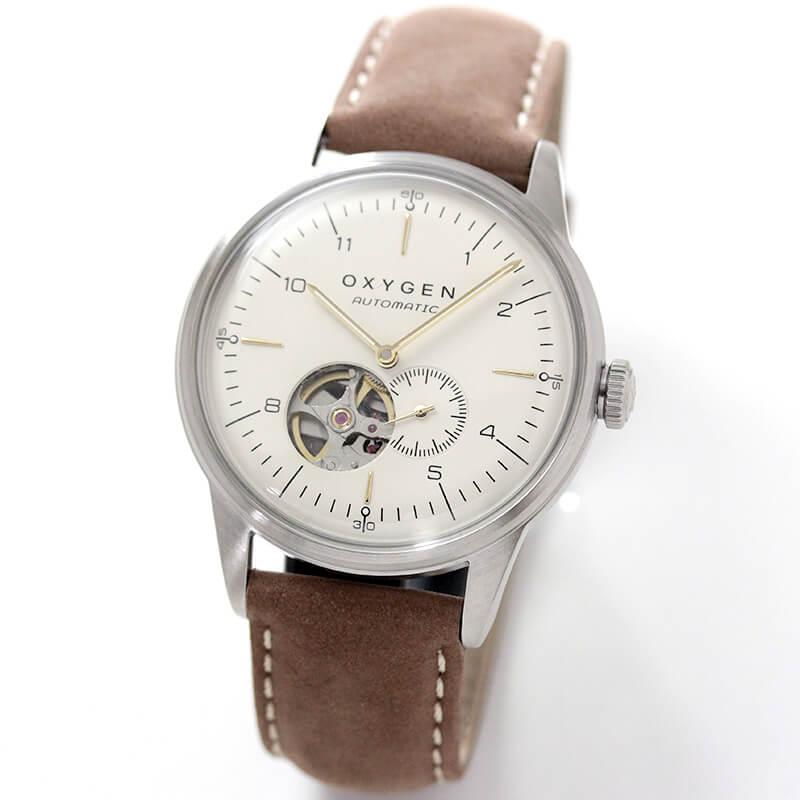 オキシゲン(OXYGEN) シティレジェンド 40 L-COA-ELL-40 メンズ 自動巻き 腕時計