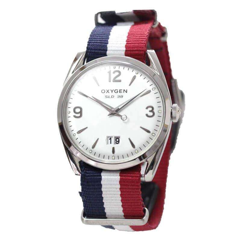 オキシゲン(OXYGEN) スポーツレジェンド38 日本限定 L-S-38-NS メンズ 腕時計 224369