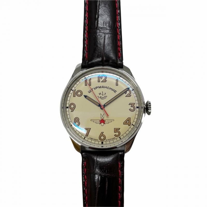 STURMANSKIE シュトゥルマンスキー ガガーリン アニバーサリーモデル 2416-3805146 世界2000本限定 腕時計