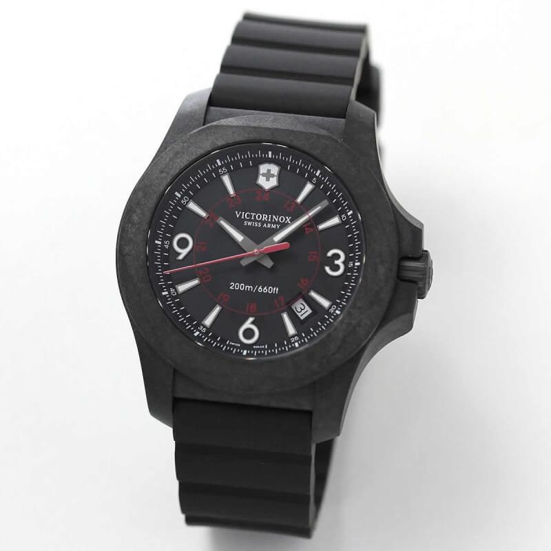 VICTORINOX(ビクトリノックス) I.N.O.X. CARBON(イノックス カーボン) 241777 腕時計