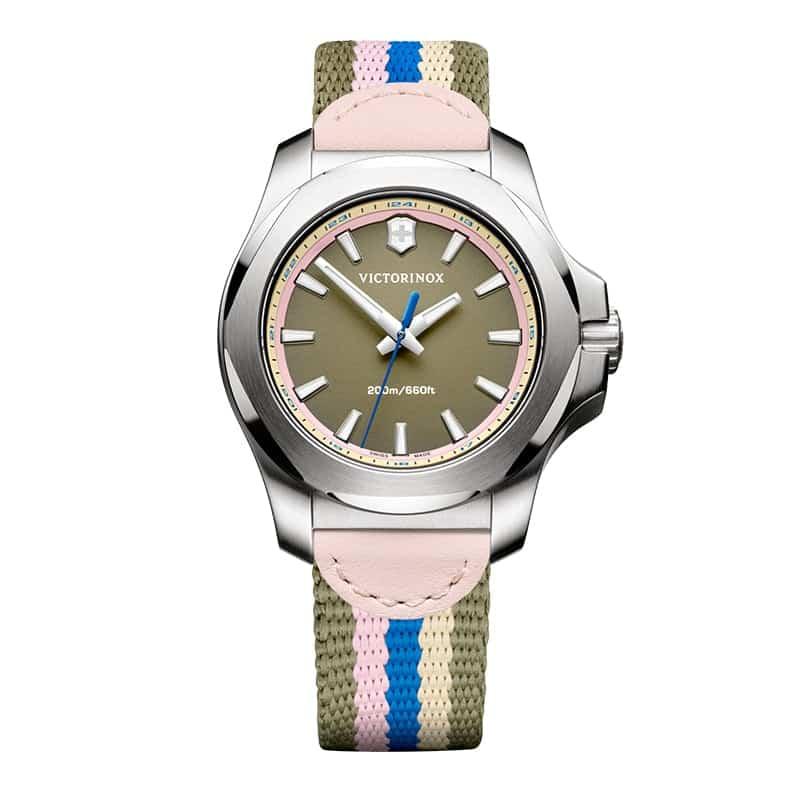 ビクトリノックススイスアーミー  I.N.O.X. V(イノックスV)/レディース / カーキグリーン/ 241809 腕時計