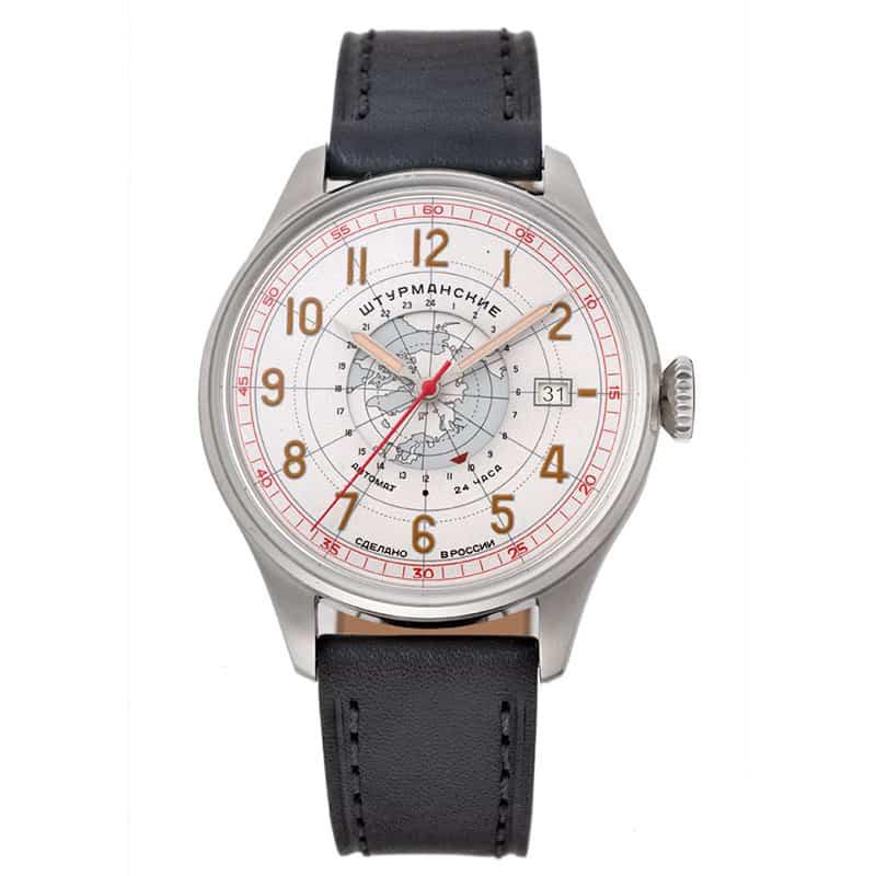 STURMANSKIE(シュトゥルマンスキー) HERITAGE ARCTIC(ヘリテージ アルクティカ) 自動巻き ホワイト 2432-6821354 腕時計