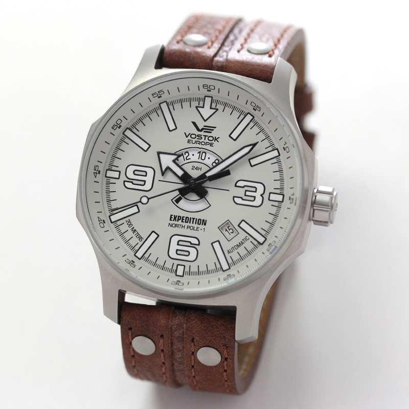ボストーク ヨーロッパ/EXPEDITION2(エクスペディション) ノースポール1/2432-5955192 腕時計