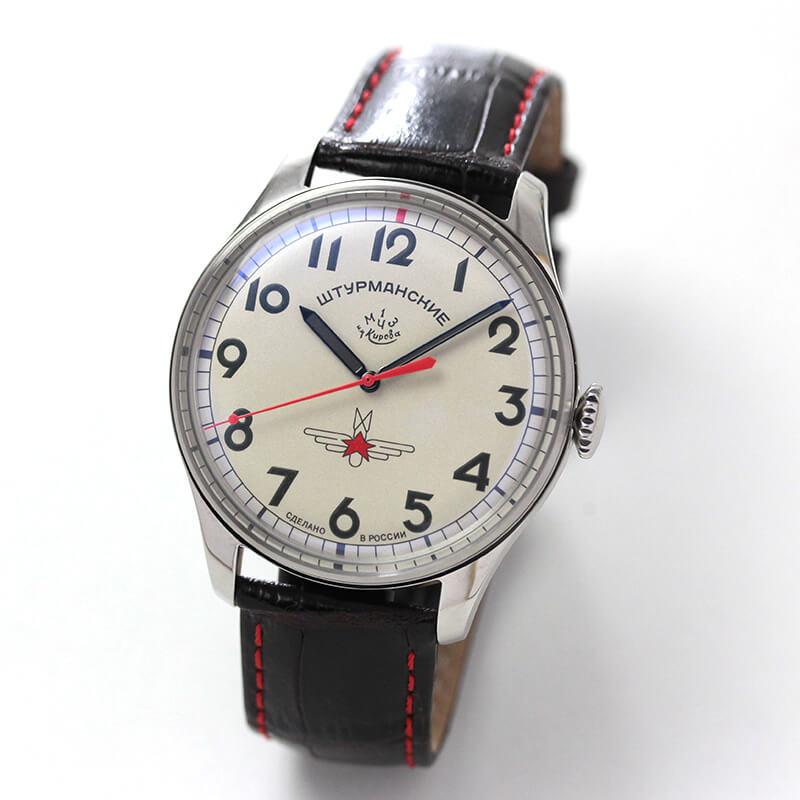 STRUMANSKIE(シュトルマンスキー) アニバーサリー限定モデル ガガーリン(Gagarin) チタニウム 2609/3725200 腕時計