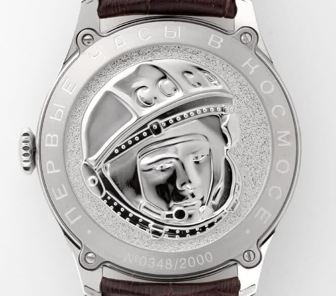 シュトゥルマンスキー 2609-3745128 シースルーバック ムーブメント2609 手巻き 腕時計 ロシア