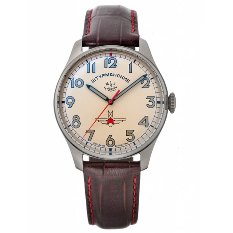 STURMANSKIE(シュトゥルマンスキー) アニバーサリー限定モデル ガガーリン(Gagarin) チタニウムモデル 2609-3747477 限定1000本 腕時計