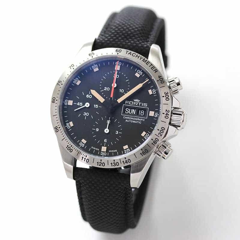 フォルティス(FORTIS)腕時計 ストラトライナー 自動巻き 401.21.31LP