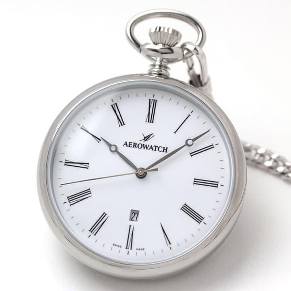 アエロ(AERO)/42616AA03CRERVIN/懐中時計