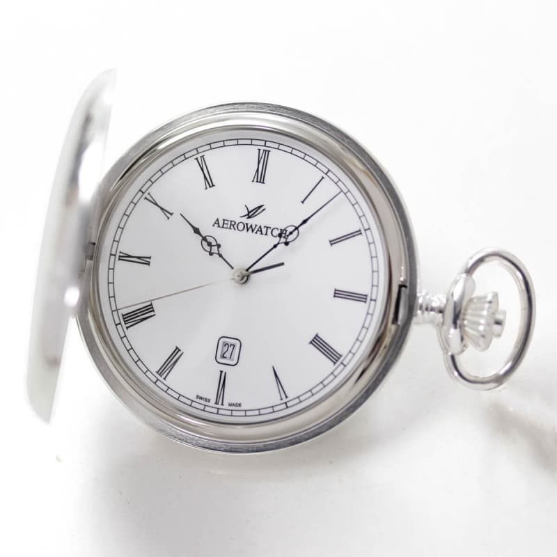 アエロ(AERO)/クォーツ式/42796PD01/懐中時計