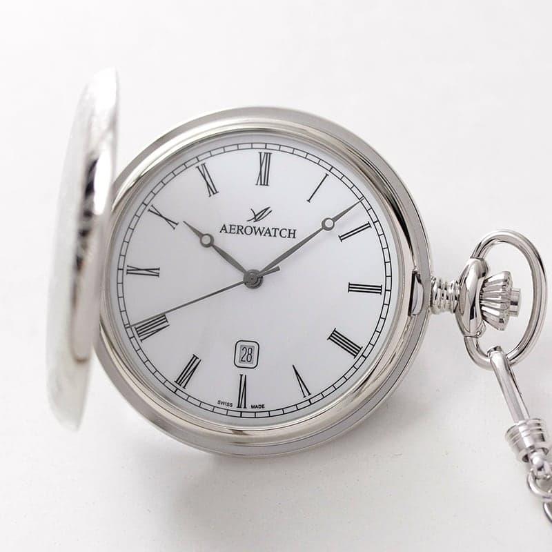 AERO(アエロ)  サボネット クォーツ 42796PD02 懐中時計