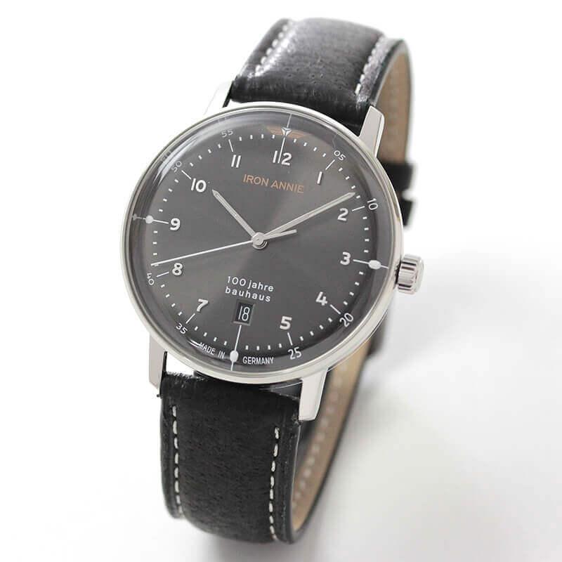 アイアンアニー(IRON ANNIE)バウハウス(Bauhaus)5046-2QZ 腕時計
