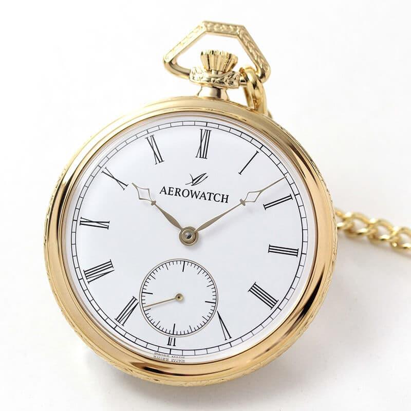 アエロ(AERO)50620J501 懐中時計