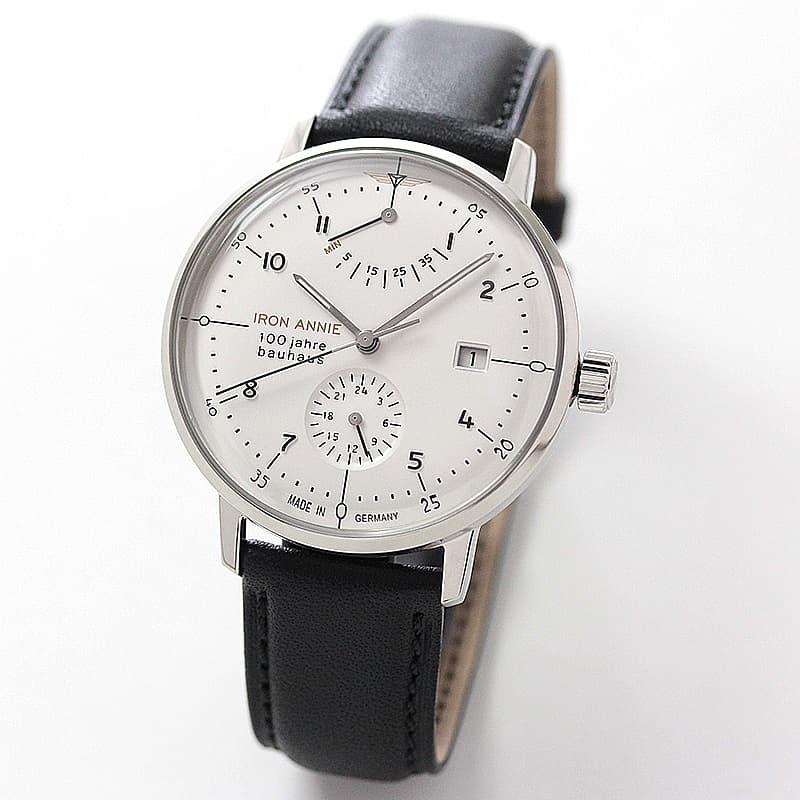 アイアンアニー(IRON ANNIE)バウハウス(Bauhaus)5066-1AT 自動巻き 腕時計