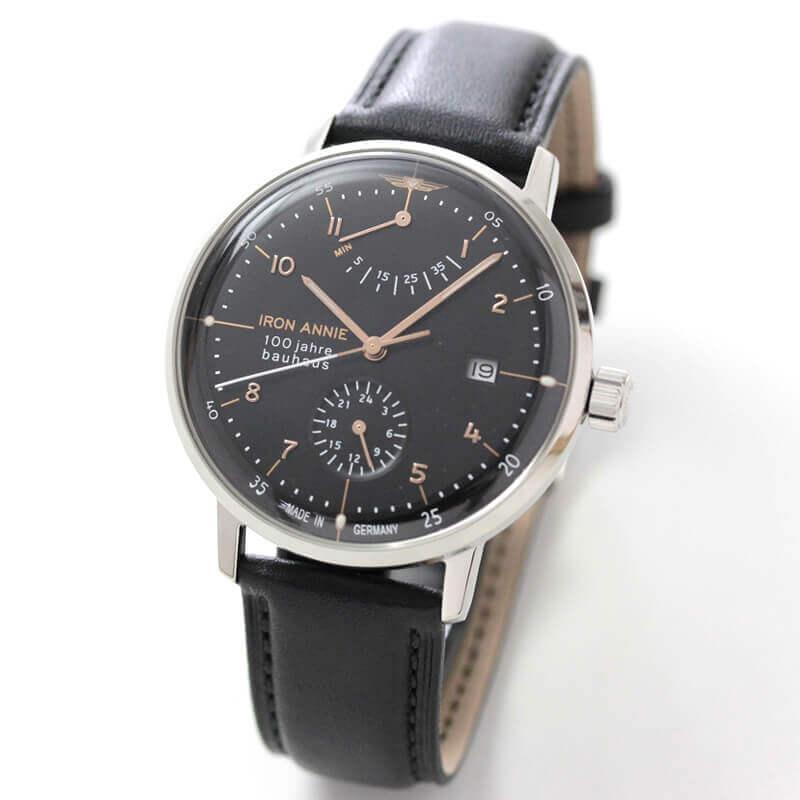 アイアンアニー(IRON ANNIE)バウハウス(Bauhaus)5066-2AT 自動巻き 腕時計