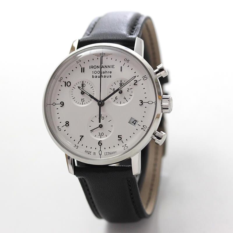 アイアンアニー(IRON ANNIE)バウハウス(Bauhaus)5096-1QZ 腕時計 100周年モデル