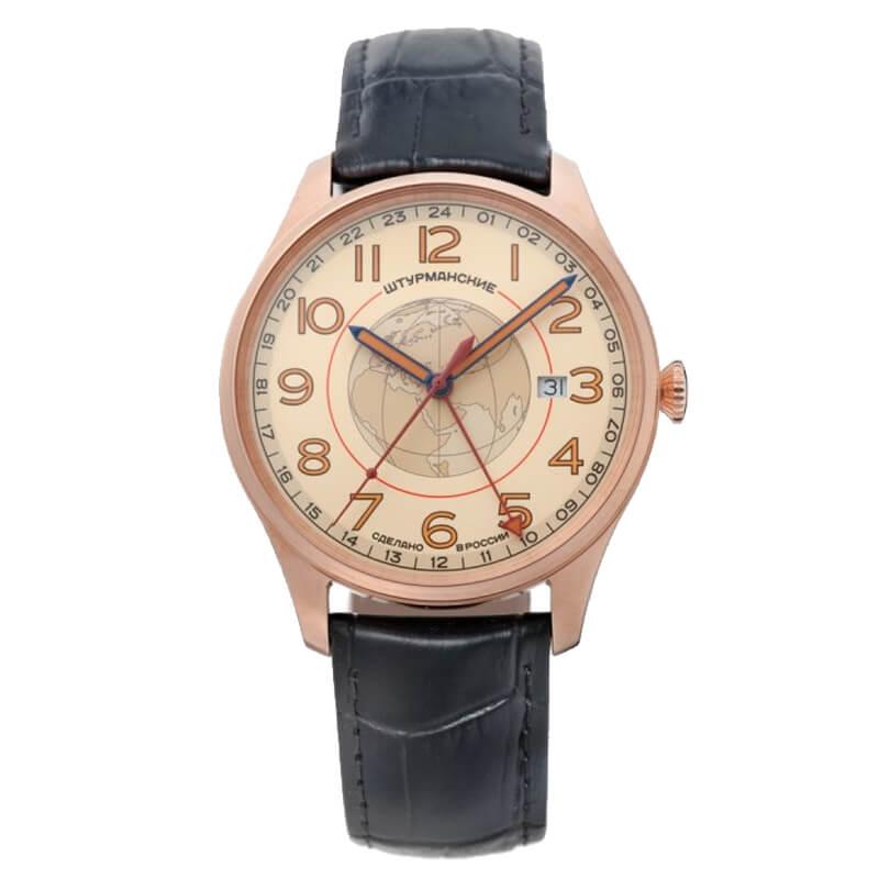 STURMANSKIE(シュトゥルマンスキー) HERITAGE SPUTNIK(ヘリテージ スプートニク)クオーツ 51524-1079664 腕時計