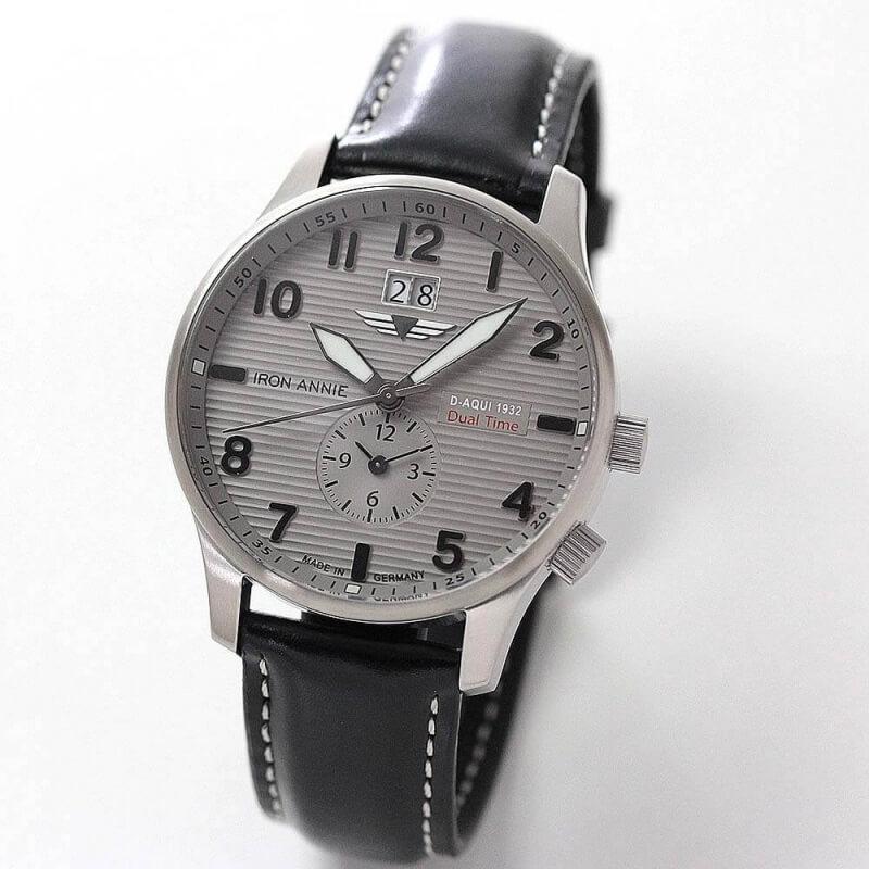 アイアンアニー(IRON ANNIE)コックピット(COCKPIT) 5640-4QZ 腕時計