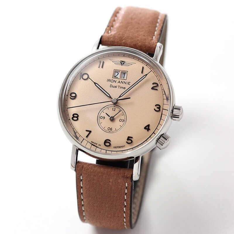 アイアンアニー(IRON ANNIE)アマゾナス(AMAZONAS)5940-3QZ 腕時計