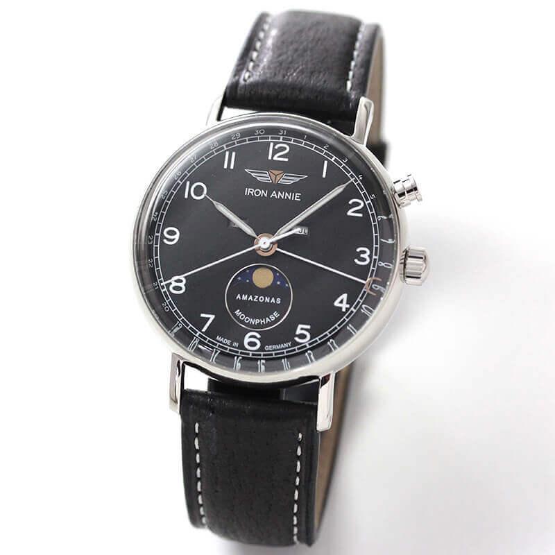 アイアンアニー(IRON ANNIE)アマゾナス(AMAZONAS)5976-2QZ 腕時計